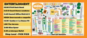 Pick pico map 2018