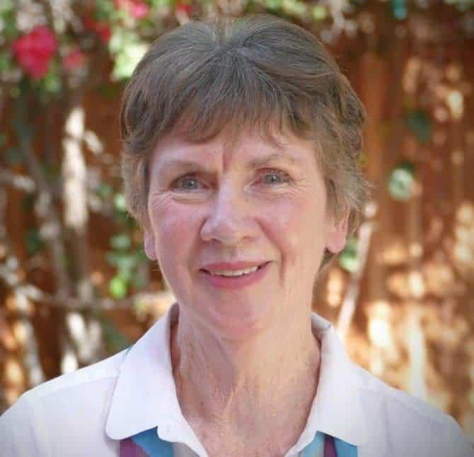 Margaret Healy, WSSM Board Member
