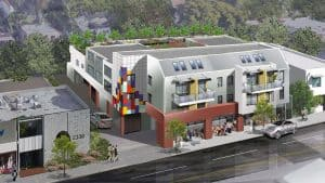 Image of the project proposed for 2336 Westwood